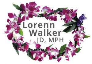 Lorenn Walker Logo