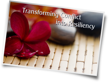 Conflict to Resiliancy