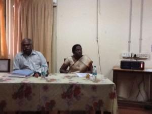 January 7 - 27, 2013, Tamil Nadu, India