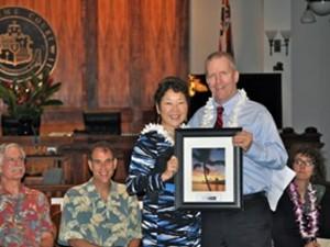 November 14, 2013, Hawai'i Supreme Court, Parole Completion Celebration