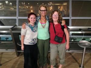 October 11, 2013, Tel Aviv Airport