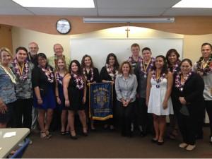 April 26, 2014, Chaminade University, Honolulu