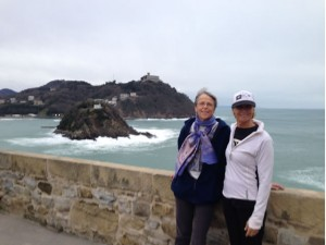 February 6, 2014, Mt. Urgull, Donostia-San Sebastian, Spain