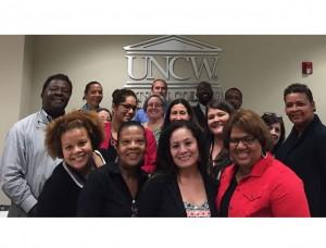 November 5, 2015, University of North Carolina, Wilmington