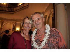 October 2015, HFRJ Parole Celebration, Honolulu