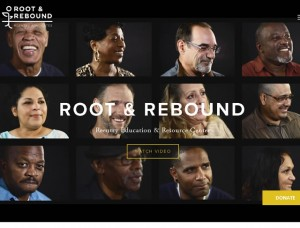 January 15, 2016, Root & Rebound, Oakland