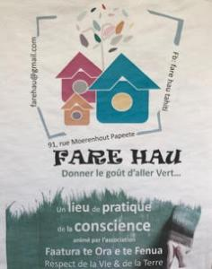Tahiti Fare Flyer