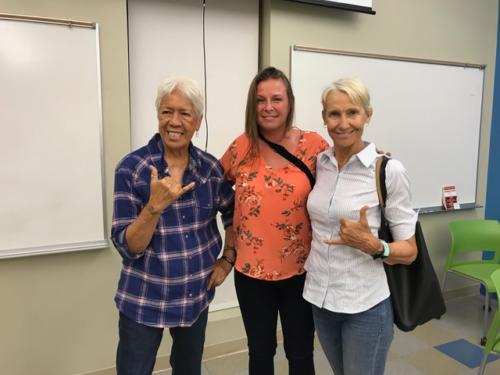 October 11, 2018 - Leeward Community College, Wai'anae Campus