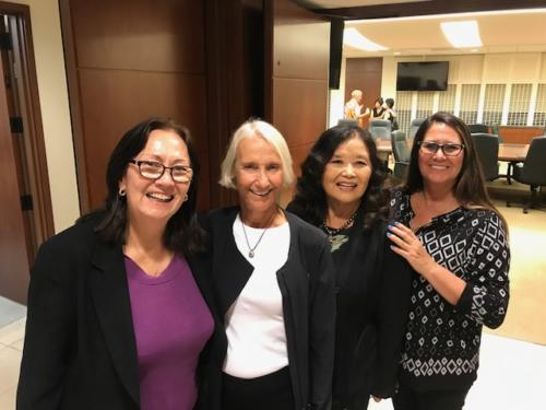 November 5, 2019 – Hawai'i State Bar Foundation, Honolulu, Hawai'i